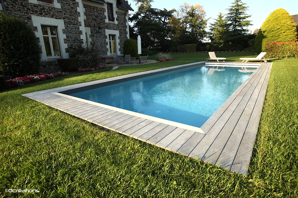 Piscines d ext rieur at - Exemple de piscine exterieur ...