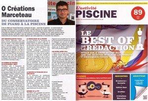 Constructeur Piscine Nantes